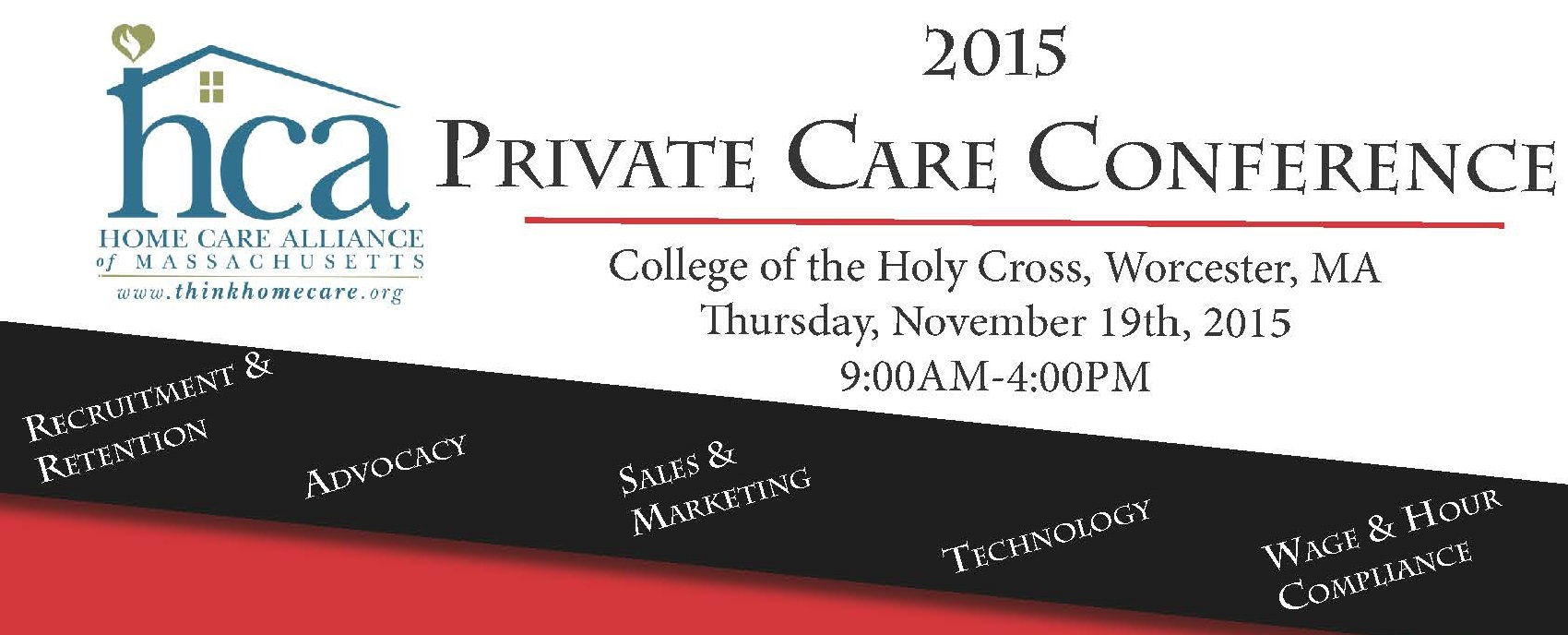 Private Care Conference top