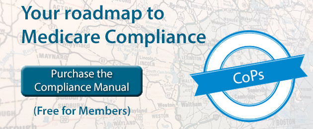 Let Our CoPs Manual Be Your Roadmap to Compliance