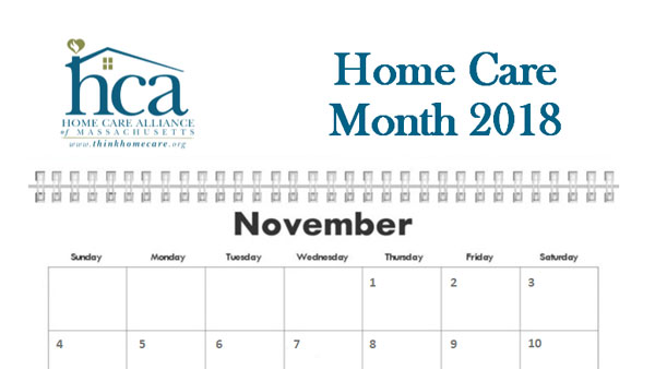 Home Care Month 2018:  Building a Workforce for the Future