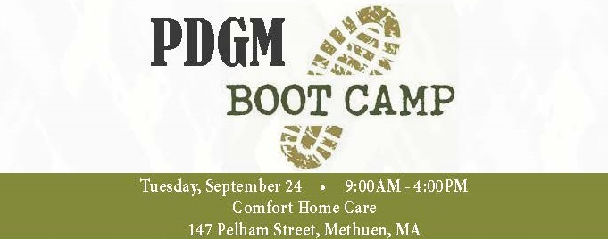 New PDGM Bootcamp Announced!