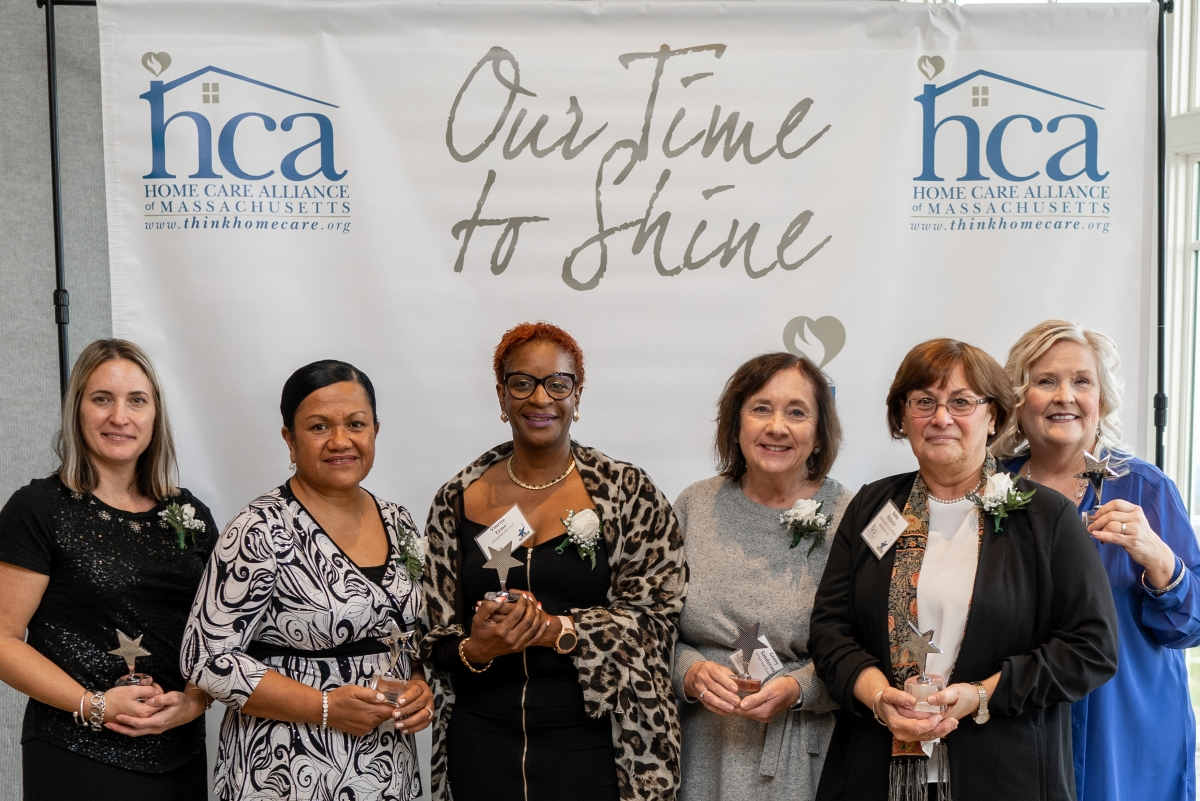 Star Awards Shine Spotlight on Home Care's Best