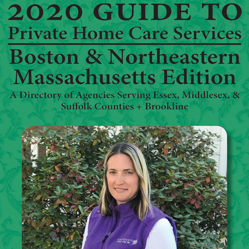 Guide to Private Care Services - Boston North Edition