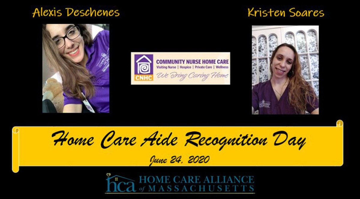 Recognizing #HomeCareHeroes on Home Care Aide RecognitionDay